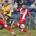 Ivan Pesic, în FC Voluntari - Dinamo 1-1 // foto: Imago