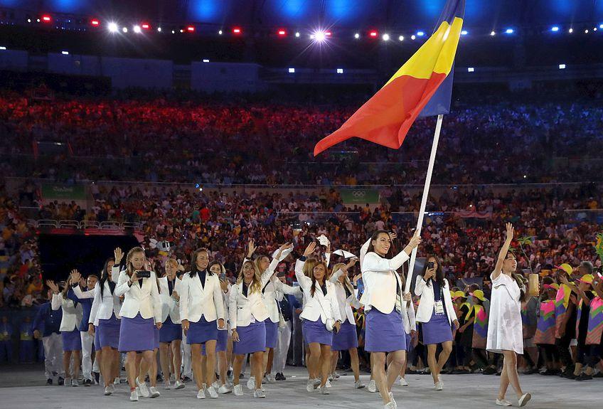 Cătălina Ponor, portdrapelul României la Jocurile Olimpice de la Rio, 2016 // FOTO: Guliver/GettyImages