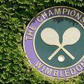 Logoul turneului de la Wimbledon // foto: Guliver/gettyimages