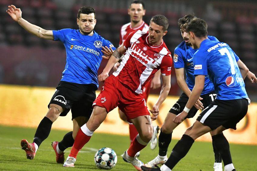 Viitorul traversează cel mai dificil moment de la promovarea în Liga 1. Sursă foto: fcviitorul.ro