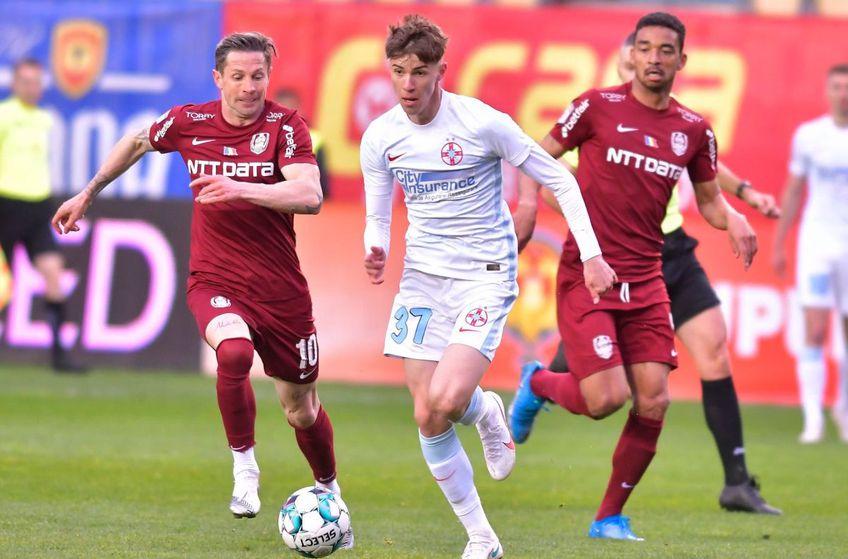 15/16 cluburi din Liga 1 nu sunt de acord ca Federația să le oblige să folosească doi jucători U21.