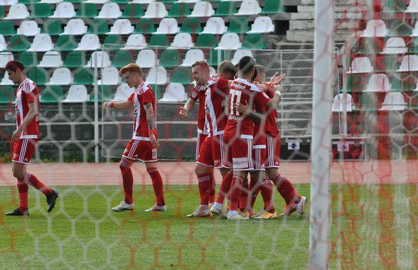 Sepsi - Clinceni 1-0 » Trupa lui Leo Grozavu, pas important spre marele obiectiv! Clasamentul din play-off ACUM