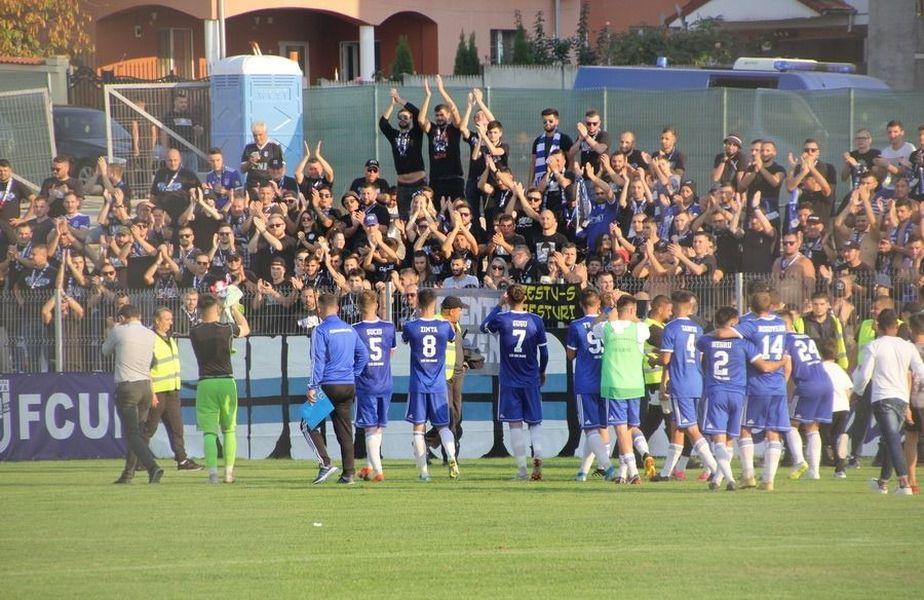 """Stadionul """"Ion Oblemenco"""" reprezintă mărul discordiei între cele două echipe din Craiova"""