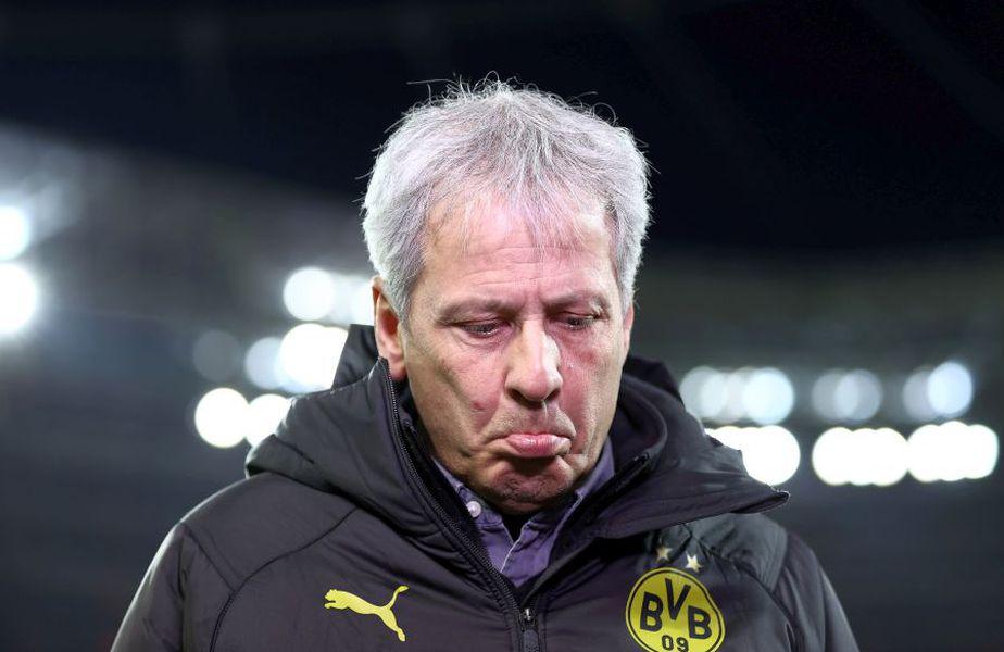 Lucien Favre, antrenor Borussia Dortmund // sursă foto: Guliver/gettyimages
