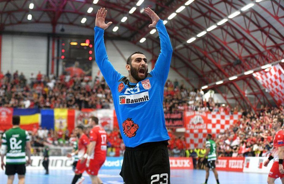 Saeid Heidarirad, portarul lui Dinamo