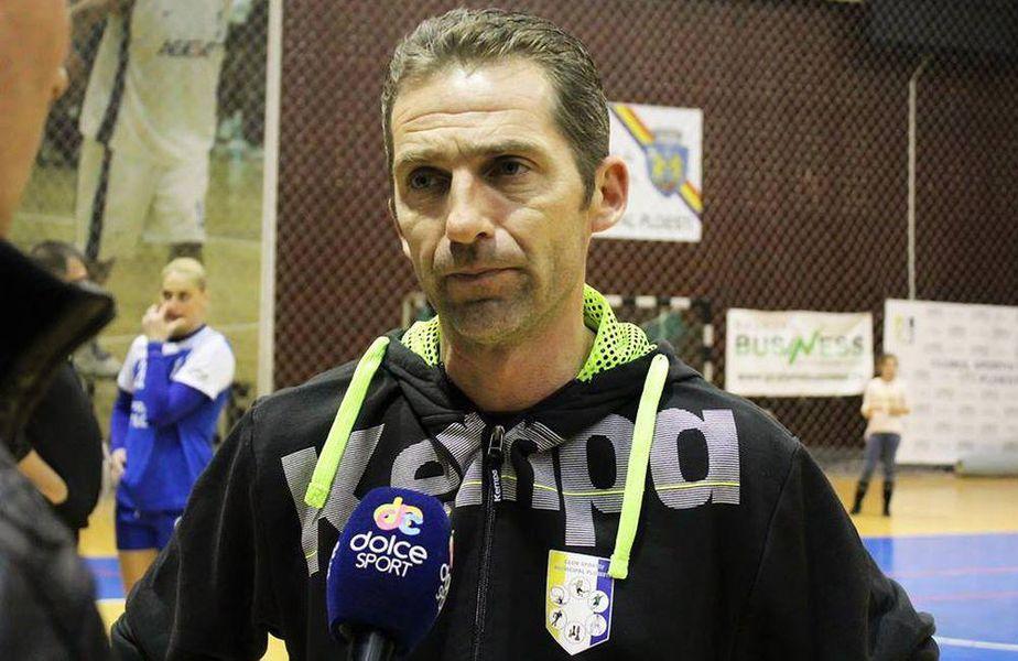 Neven Hrupec, antrenod HC Dunărea Brăila