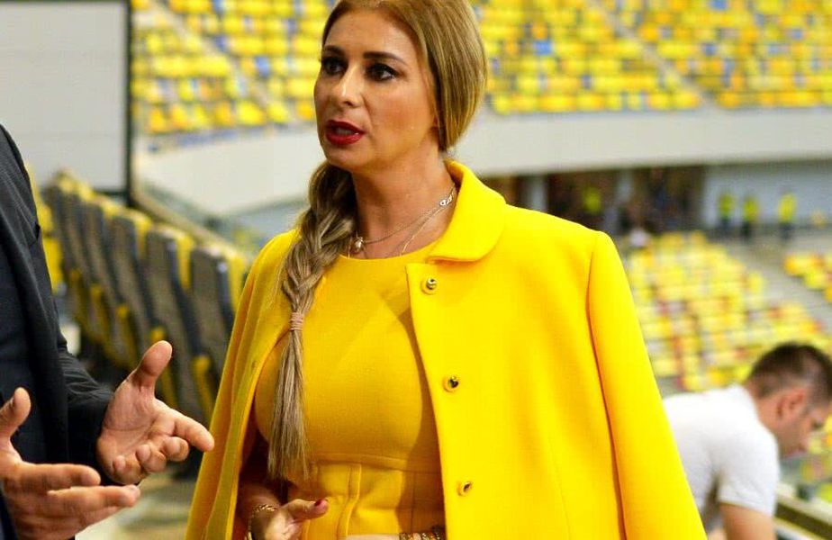 Anamaria Prodan a anunțat că vrea să investească la un club de fotbal