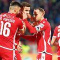 Dinamo ocupă locul 4 în play-out-ul din Liga 1