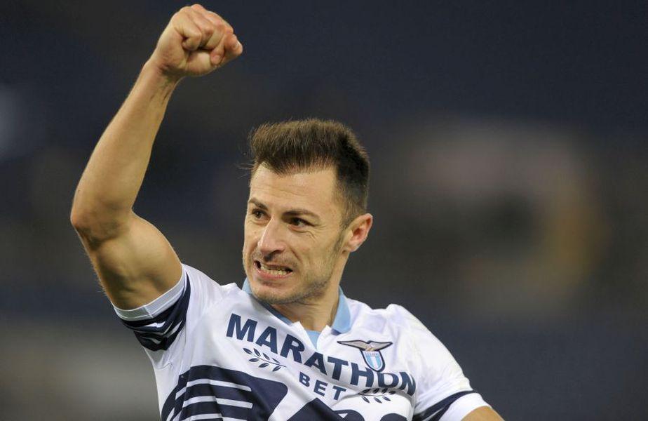 Ștefan Radu este aproape de titlu în Serie A cu Lazio // sursă foto: Guliver/gettyimages