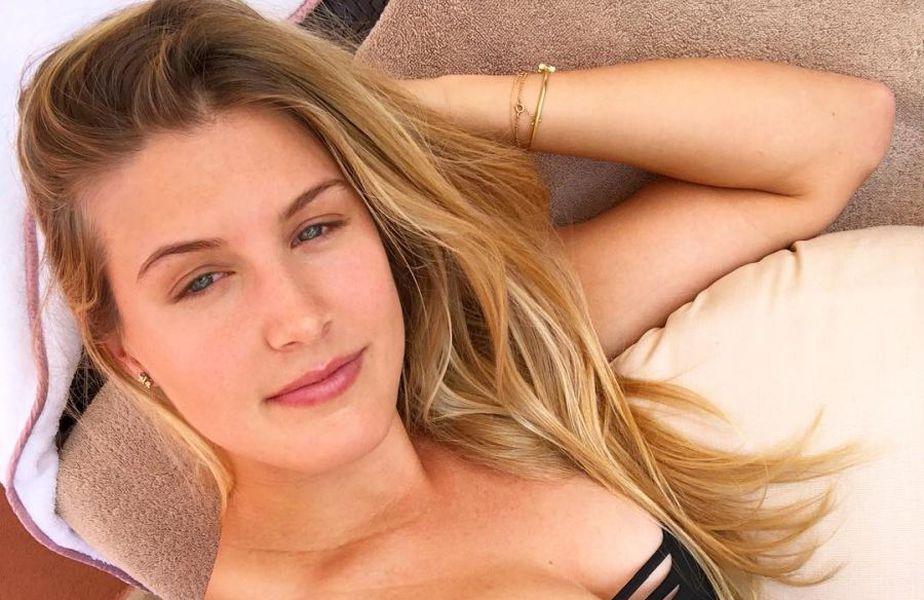 Eugenie Bouchard, numărul 332 WTA // sursă foto: Instagram @ geniebouchard