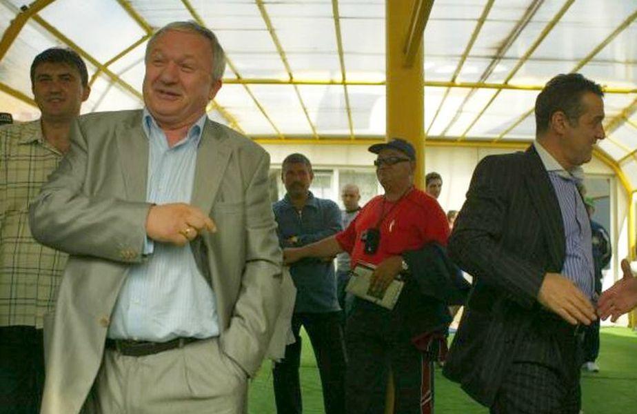 Episod amuzant la Monaco, cu Ion Crăciunescu și Adrian Porumboiu.