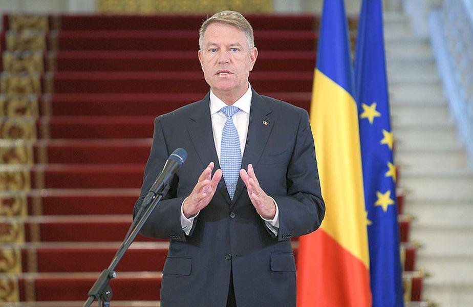 Klaus Iohannis // FOTO: https://www.presidency.ro/