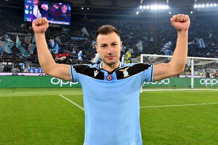 Ștefan Radu (34 de ani) o poate părăsi pe Lazio după 13 ani! Inter l-ar dori pe fundașul român.