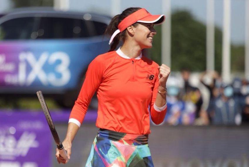 Sorana Cîrstea (31 de ani, 61 WTA) a învins-o pe poloneza Magda Linette (29 de ani, 48 WTA), scor 3-6, 6-4, 6-2, în semifinalele turneului de la Strasbourg.