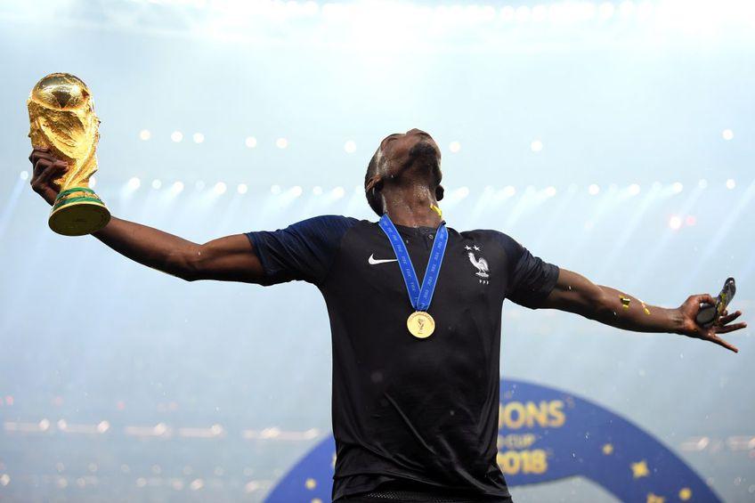 Franța este campioana mondială en-titre