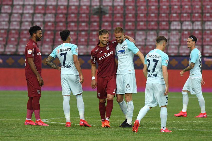 92 de meciuri a strâns sârbul în tricoul lui FCSB. Cota sa de piață a ajuns la 1.8 milioane de euro
