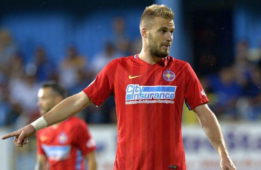 Bogdan Planic s-a despărțit de FCSB