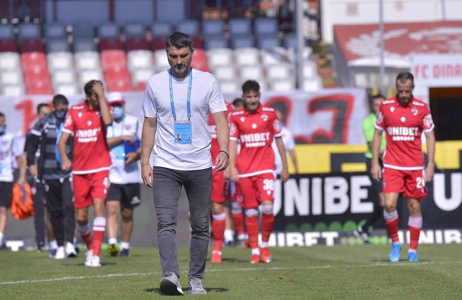 Dinamo și FC Voluntari se întâlnesc în etapa cu numărul 6 a play-out-ului din Liga 1