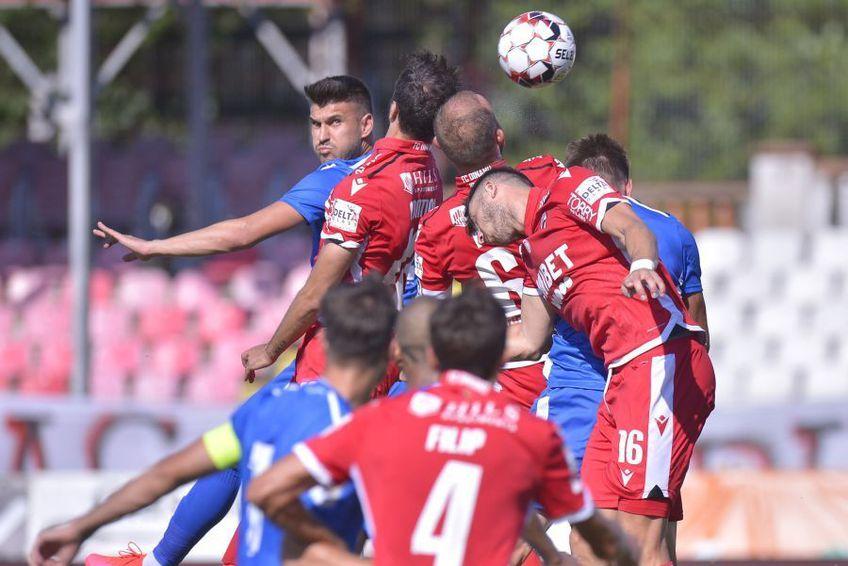 Dinamo rămâne ultima clasată din Liga 1 după înfrângerea cu FC Voluntari (0-1) » FOTO: Cristi Preda (GSP)