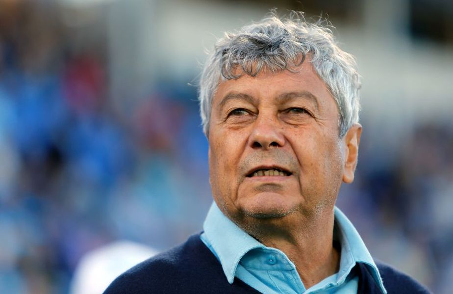 Mircea Lucescu // FOTO: Guliver/GettyImages