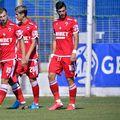 Dinamo s-a testat azi de COVID-19