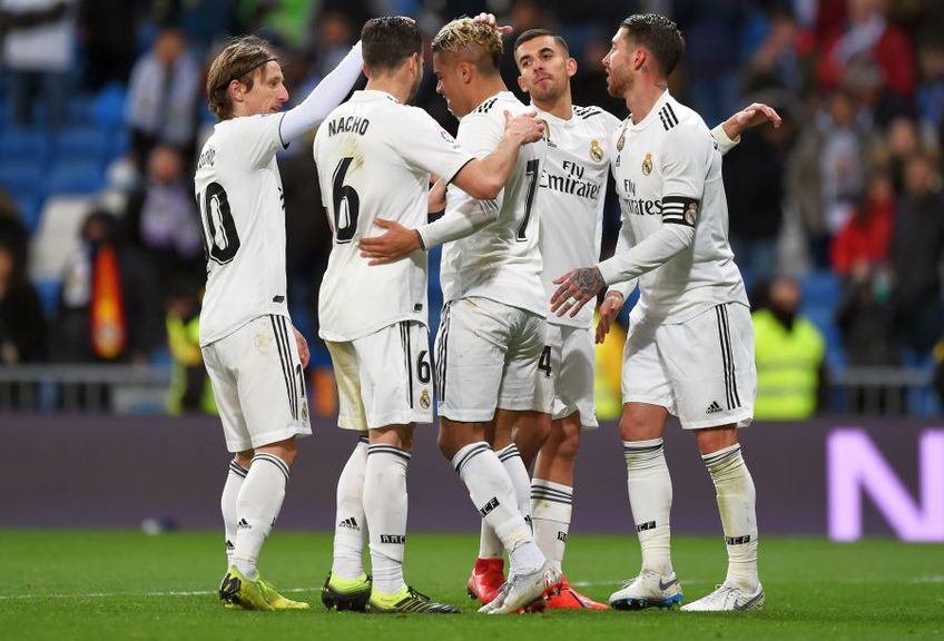Mariano Diaz a avut numărul 7 la Real Madrid // FOTO: Guliver/GettyImages