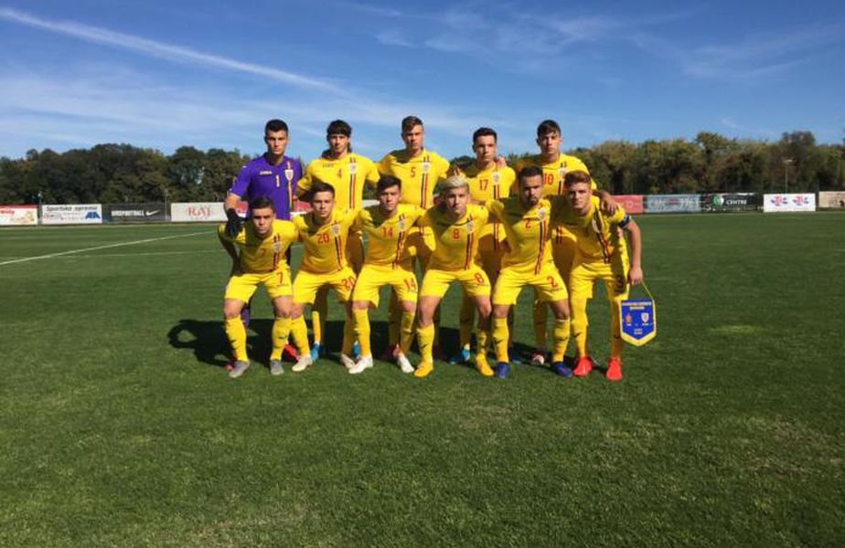 UEFA a anunțat data turneului final european U19 din România