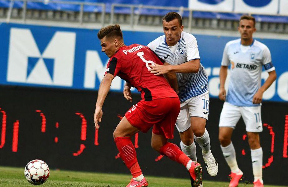Astra și CS Universitatea Craiova se vor întâlni miercuri, de la ora 21:00, într-un meci contând pentru etapa a noua a play-off-ului Ligii 1.