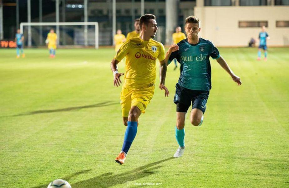La ora 19:00 a început meciul Petrolul - FC Argeș