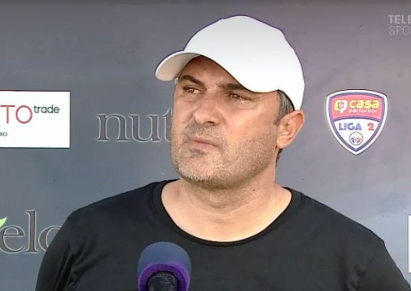 Claudiu Niculescu e la mâna lui în cursa pentru promovarea în Liga 1