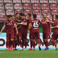 CFR Cluj a învins-o pe FC Botoșani, scor 1-0