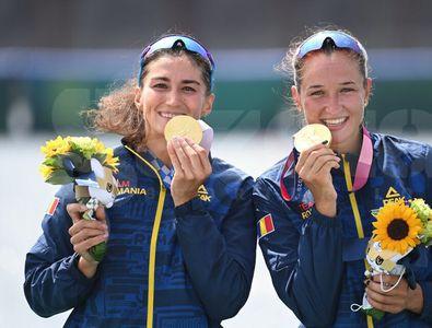 Știri de ultimă oră de la Jocurile Olimpice » AUR și ARGINT pentru România