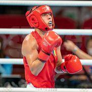Claudia Nechita vs. Sena Irie (sferturi) la Jocurile Olimpice (foto: Raed Krishan-Tokyo)