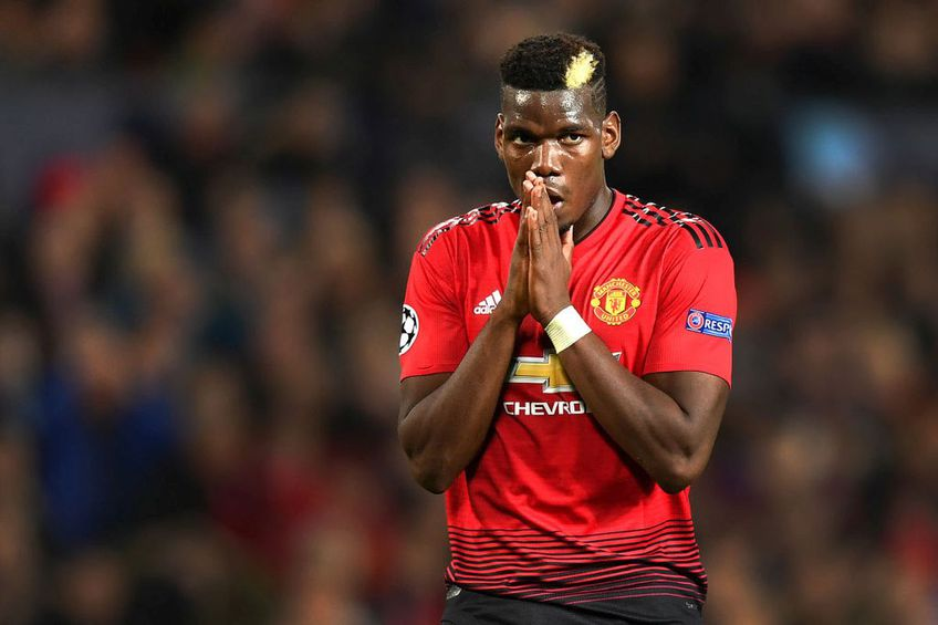 Paul Pogba Foto:GettyImages