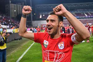 Mario Camora, record fabulos la CFR Cluj