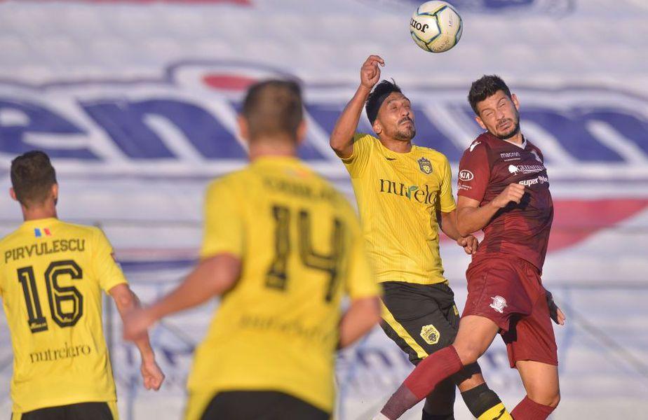 Prima etapă a Ligii 2 s-a încheiat astăzi cu meciul Petrolul - Farul 1-2, decis în prelungiri de golul lui Cosmin Bîrnoi.