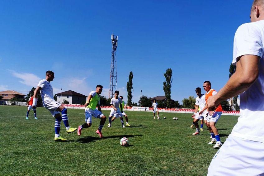 Unirea Constanța urmează să se reinventeze / Sursă foto: Facebook@ Unirea Constanța