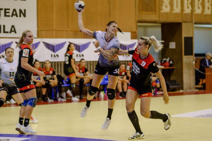 CSM București și Gloria Buzău vor juca finala Cupei României