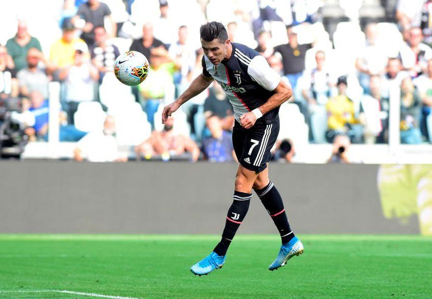 Juventus poate câștiga azi al 9-lea titlu consecutiv în Serie A! Ronaldo e la un pas de un nou record