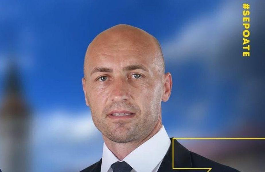 Gabi Mureşan, fost căpitan la CFR Cluj, a câştigat detaşat alegerile pentru postul de primar al comunei Apold, adunând 63% din voturi.