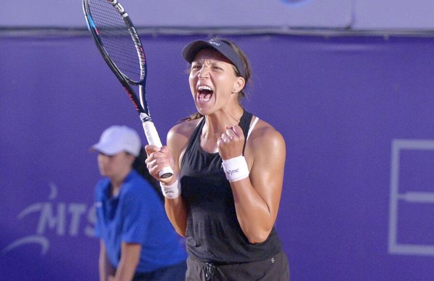 Patricia Țig s-a calificat în turul 2 la Roland Garros