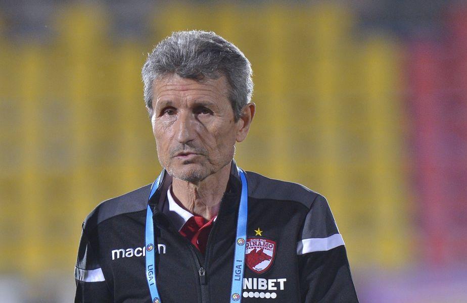 Gigi Mulțescu, fost antrenor Dinamo