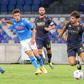 Genoa a pierdut meciul cu Napoli, 0-6 // foto: Guliver/gettyimages
