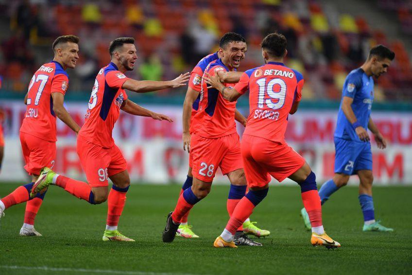 Opt titluri de campion are Claudiu Keșeru în palmares: două cu FCSB și șase cu Ludogoreț Foto: GSP