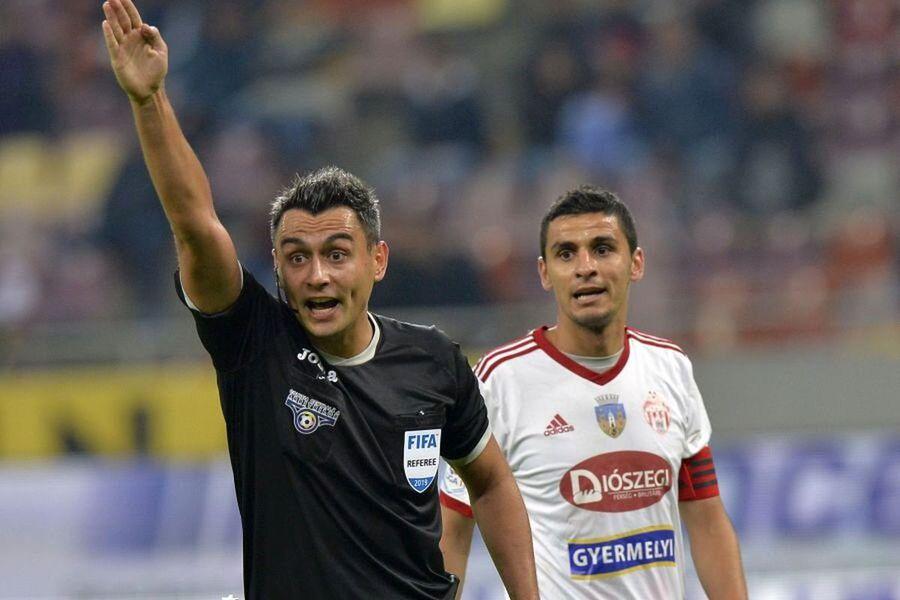 Două brigăzi de arbitri români conduc meciuri din Conference League în această săptămână