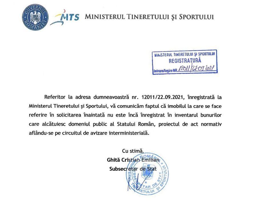 """Ce bătaie de joc! » GSP a aflat de ce nu poate fi folosită arena """"Arcul de Triumf"""", în timp ce FCSB, Dinamo și Rapid așteaptă la porți"""