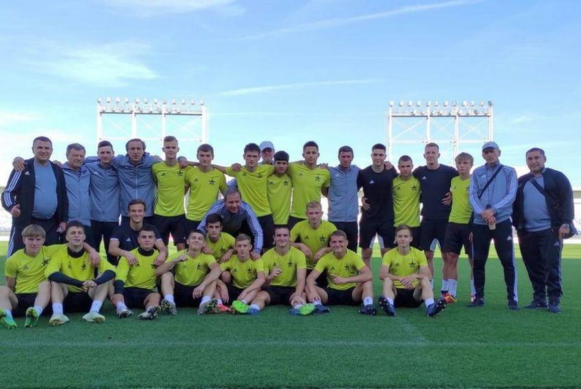 Echipa U19 a lui Sheriff Tiraspol / Sursă foto: Twitter Sheriff