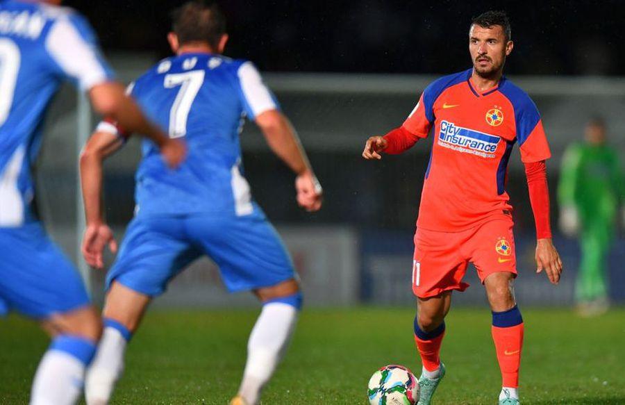 Budescu a slăbit și ca fizic, și ca fotbalist! » Revenire atipică pentru el în Liga 1