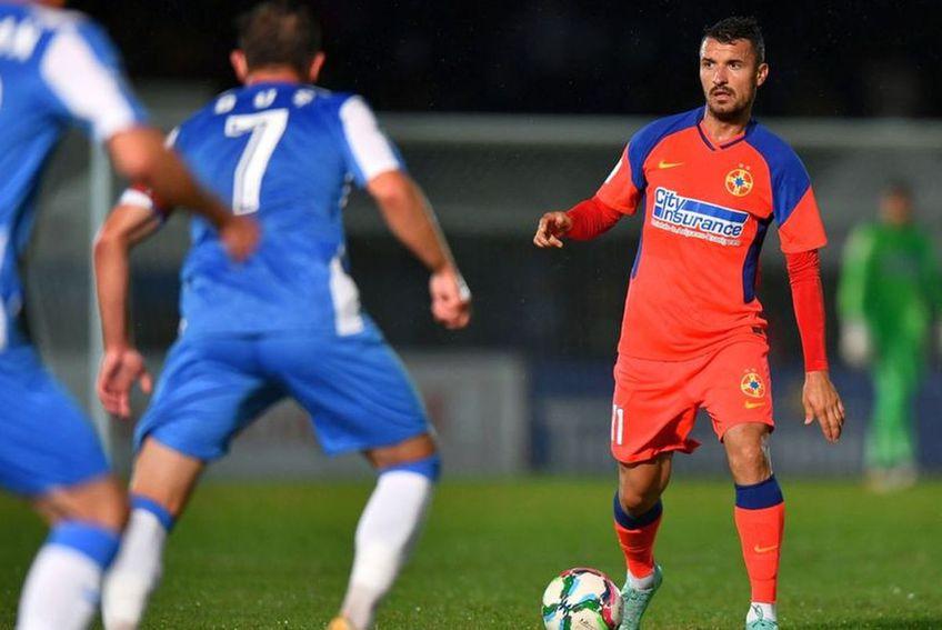 Constantin Budescu (32 de ani) n-a lăsat urme în niciunul dintre cele 3 meciuri în care a fost folosit: n-are niciun gol, nicio pasă decisivă
