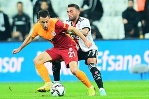 """""""Ce se întâmplă cu Moruțan?!"""" » Ce lucru ciudat a observat presa din Turcia la playmakerul lui Galatasaray"""
